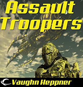 Assault Troopers Audiobook