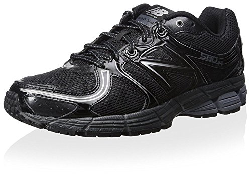 New Balance Mens Running Sneaker, Negro, 44.5 D(M) EU/10 D(M) UK