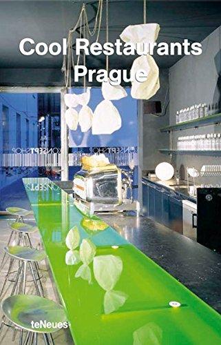 Cool Restaurants Prague by Brand: teNeues