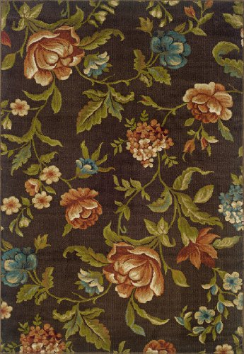 - Oriental Weavers Emerson 1997A Area Rug, 6'7 x 9'6