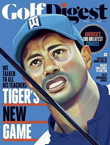 Magazines : Golf Digest