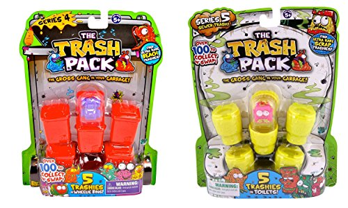 trash pack sewer truck - 9