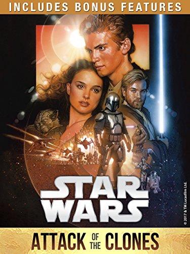 Star Wars: Attack of the Clones (Plus Bonus Content) (Best Star Wars Clone Wars Episodes)