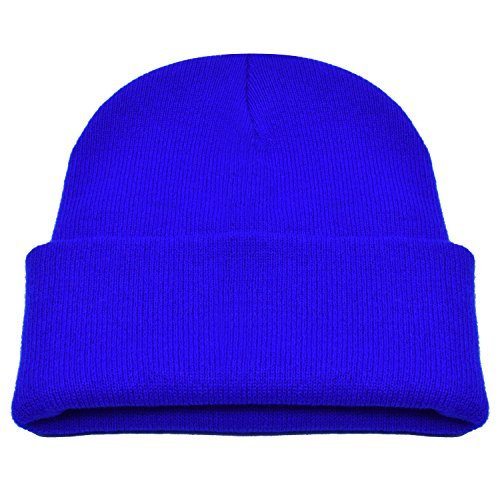Knit Stocking Cap - PZLE Men's Knit Hat Winter Caps for Men Blue Stocking Cap Flap Hats Royal Blue