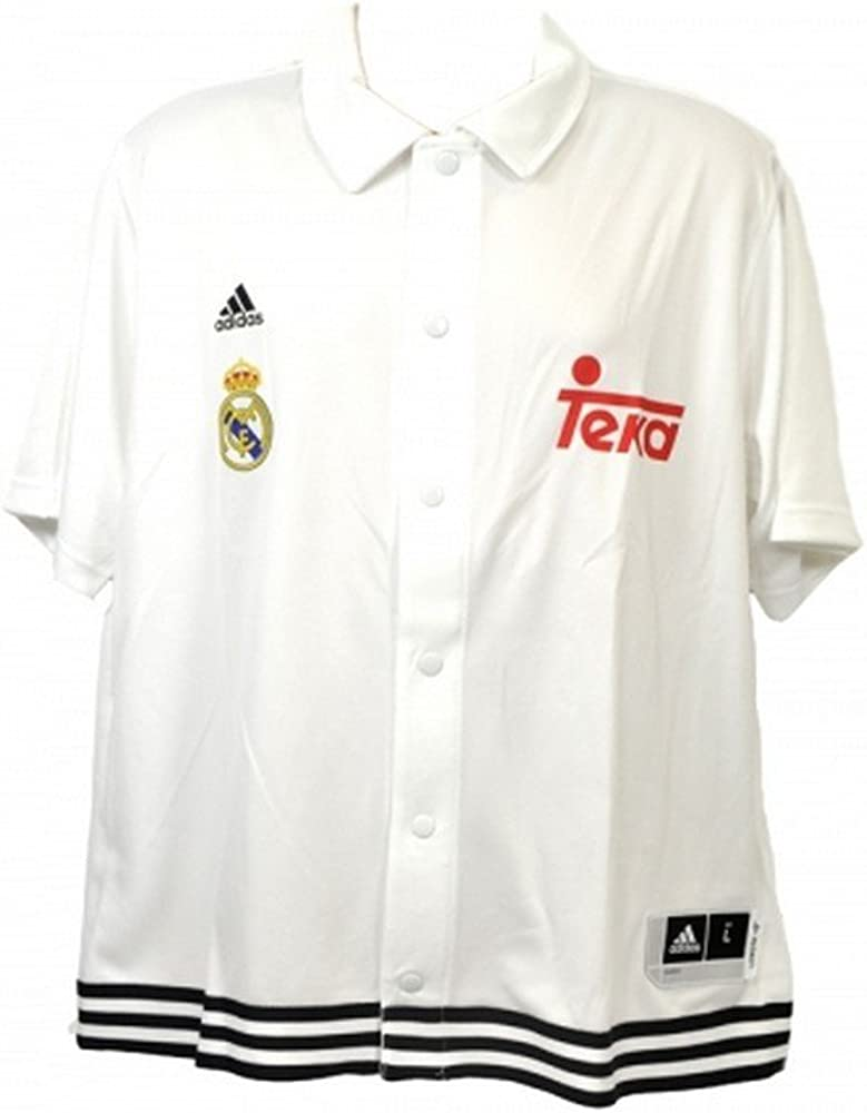 Real Madrid CF Official - Polo de botones modelo Snap Shooter ...