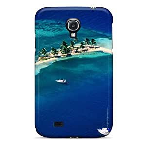 New Premium HuZROhh6898WwCpf Case Cover For Galaxy S4/ Goffs Caye Belize Protective Case Cover