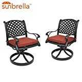 Best Swivel Rocker Patio Chairs Outdoor Swivel Rockers Outsidemodern