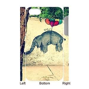 VNCASE Graffiti Phone Case For Iphone 5C [Pattern-1]