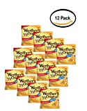 PACK OF 12 - Werther's Original Caramel Hard Candies Sugar Free, 2.75 OZ