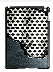 Metal Design Case For Samsung Mega 5.8 Silicone Cover Case NMD06