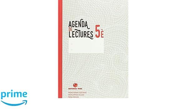 Agenda de lectures 5è EPO - 9788430779550: Amazon.es: Rosa ...