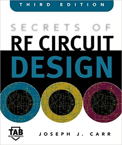 RF Circuit Design: Theory & Applications (2nd Edition)