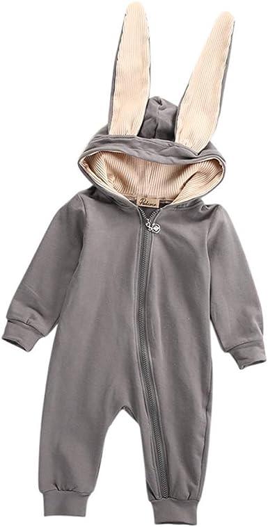 Cartoon Tiger Hooded Long Sleeve Rompers for Toddler Kids Infant Baby Boys Girls Romper Winter Zipper Playwear Jumpsuit