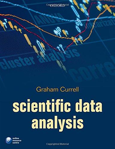 Scientific Data Analysis by Oxford University Press