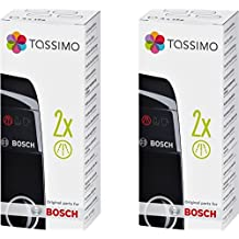 Bosch Original Tassimo Descaling Tablets Multi Pack 8 Tablets (4 x 2)