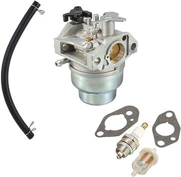 Amazon.com: GCV160 carburador para Honda 16100-z0l-023 ...
