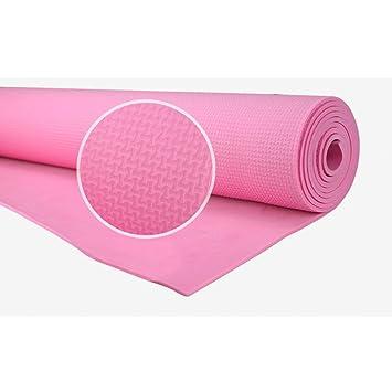 HYTGFR Esterilla Yoga Antideslizante Colchoneta De Yoga ...