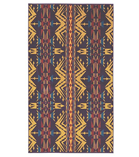 Pendleton Over-Sized Cotton Beach Towel, Echo - Sized Over