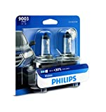 headlights for 2002 toyota tacoma - Philips 9003 Vision Upgrade Headlight Bulb, 2 Pack