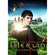 Amazon #DealOfTheDay: Merlin: The Complete Series