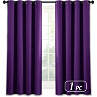 NICETOWN Blackout Curtain Panel- One Piece