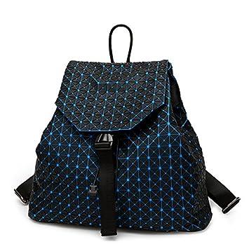 Mefly La Nueva Mochila Bolsa Bolsa De Bombeo Láser Con Estudiantes Japoneses Son Todos-Match Azul: Amazon.es: Deportes y aire libre