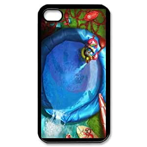 Printed Pool Party Case For iPhone 4,4S NC1Q03329