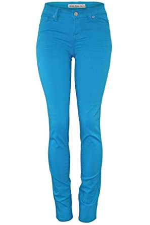 Trendyfriday Women's Color Skinny Jeans at Amazon Women's Jeans store
