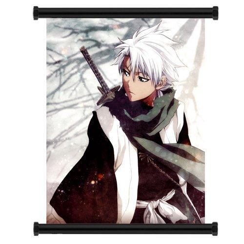 Bleach Toshiro Anime Fabric Wall Scroll Poster