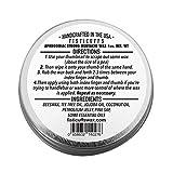 Fisticuffs Strong Hold Mustache Wax Leather/Cedar