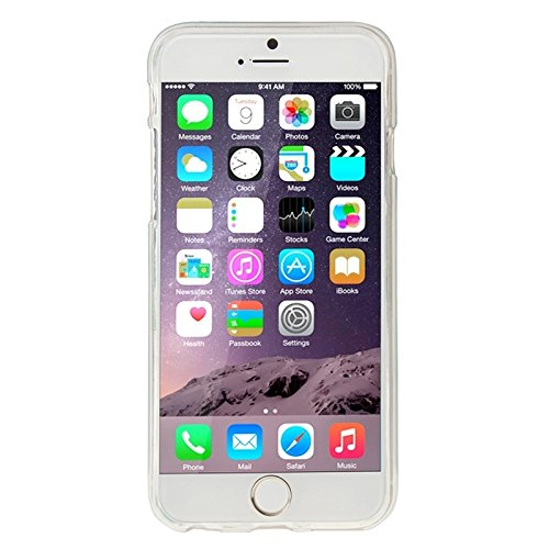 Phone Taschen & Schalen Für IPhone 6 Plus / 6S Plus, zweifarbige Star Sequins Flash Powder Serie TPU Schutzhülle ( Color : Pink )