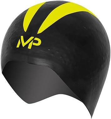 MP Michael Phelps X-o Gorro de natación, Unisex Adulto: Amazon.es ...