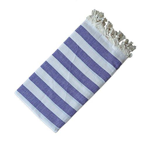Dandelion - Stripes Pattern - Naturally-Dyed Cotton Turkish