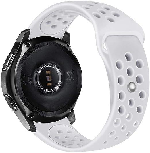 Xianjun - Correa de Silicona de Repuesto para Reloj Samsung Galaxy ...