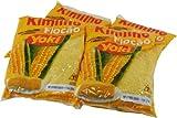 Yoki - Kimilho - Pre-Cooked Flocked Corn Meal (PACK OF 04) | Farinha de Milho Flocada - 500g