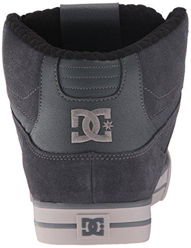 HI D0303358 Sneaker SE DC SPARTAN uomo Grau WC S7wAAPq5x