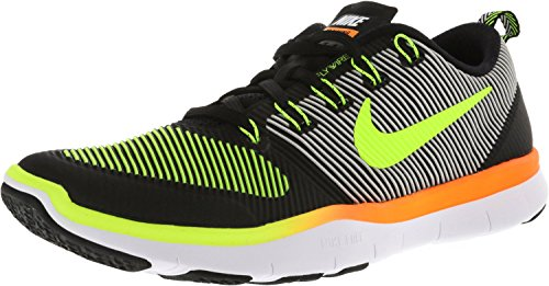 NIKE FREE TRAIN VERSATILITY 833258-005 Black (Schwarz / Volt-Total Orange)