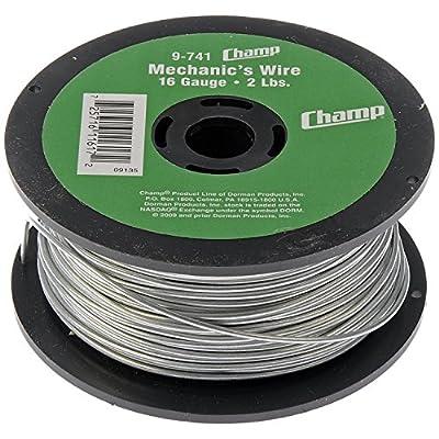 Dorman 9-741 16 Gauge Coil Mechanics Wire: Automotive