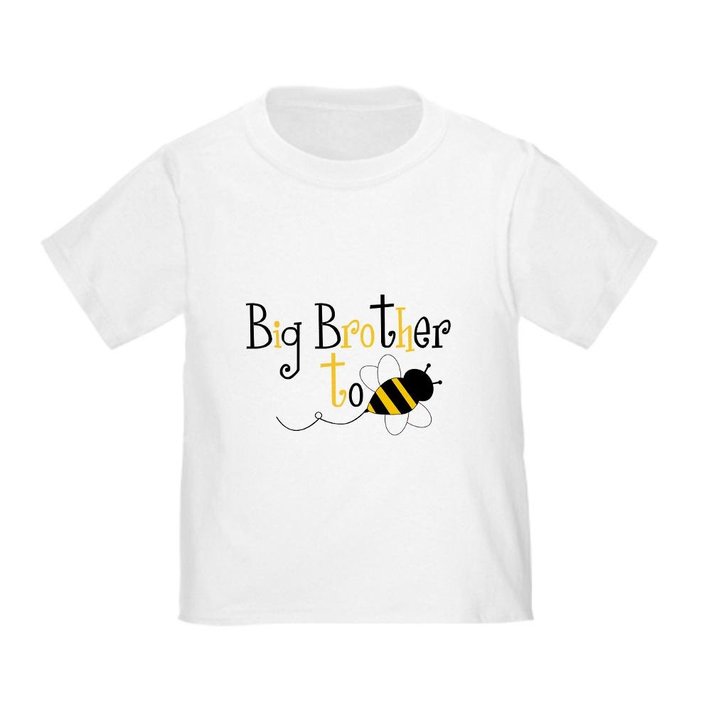 Amazon.com: CafePress - Big Brother to Bee Toddler T-Shirt - Cute Toddler T-Shirt, 100% Cotton: Clothing