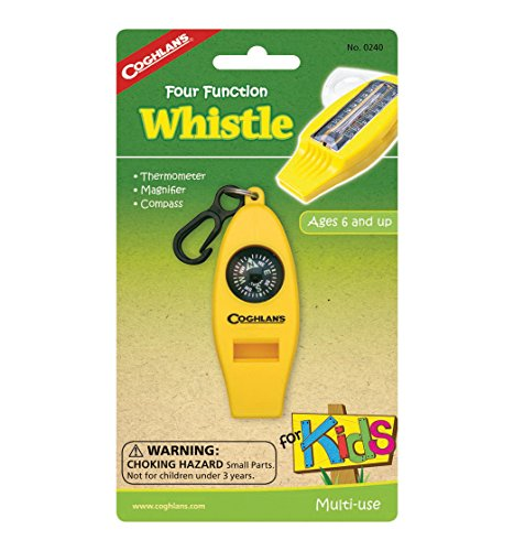 Coghlan's Kids Four Function Whistle - Sporting Dog First Aid Kit