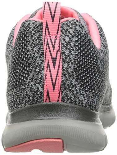 Skechers Flex Appeal 2.0-High Energy, Zapatillas de Deporte para Mujer CCCL