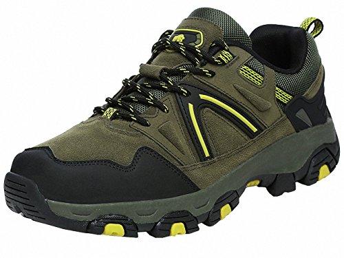 Ben Sports Chaussures De Randonnée Running Trail Femme Homme E-vert