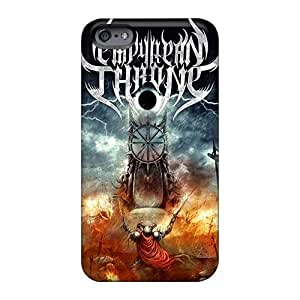 Scratch Protection Cell-phone Hard Covers For Iphone 6 With Unique Design Trendy Kataklysm Band Pictures CristinaKlengenberg