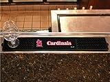 """Fanmats MLB - St. Louis Cardinals Drink Mat 3.25""""x24"""""""