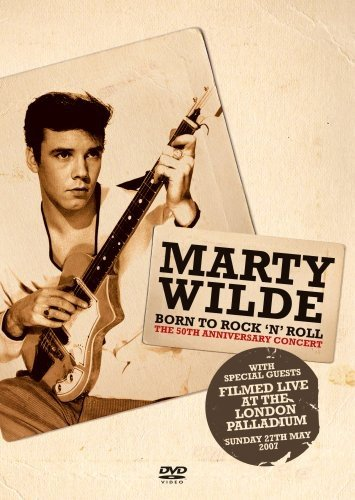 Marty Wilde: Born to Rock 'n' Roll -