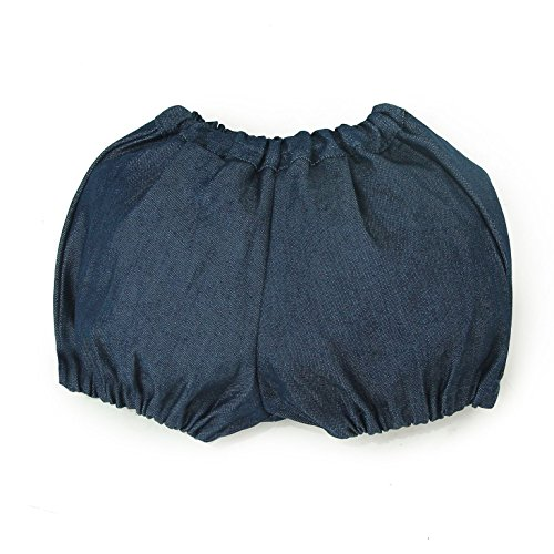 ComfortNFashion Unisex Baby Bloomers For Girls and Boys Summer Shorts Pants (18-24M, Denim)
