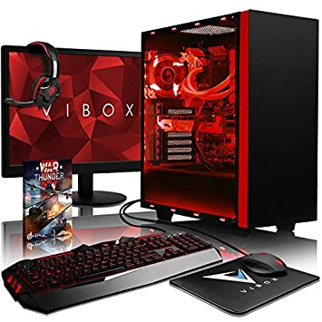 VIBOX Voxel RMR780-195 Gaming PC Ordenador de sobremesa con ...