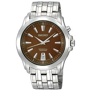 2a84bcbc78bc Seiko SNXS75K1 reloj acero hombre