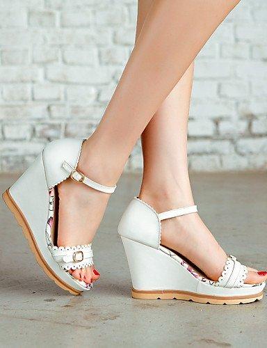 Green ShangYi Toe Heels Black Pink Dress Peep Shoes Heels 3 CasualBlack Wedges A6 Women's Outdoor Heel xq4HwSPq
