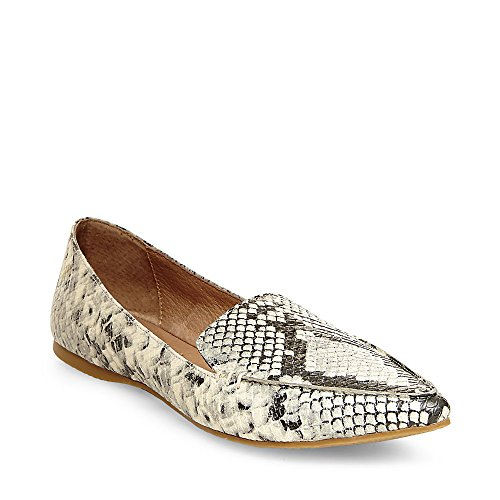 Pictures of Steve Madden Women's Feather Loafer Flat 8 M US 1